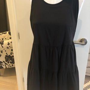 Lovers + Friends Black Dress